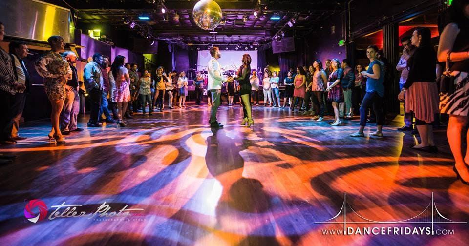 Dance Fridays Reggaeton LOFT Bonus 3rd Room -