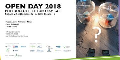 Open Day Insegnanti 2018