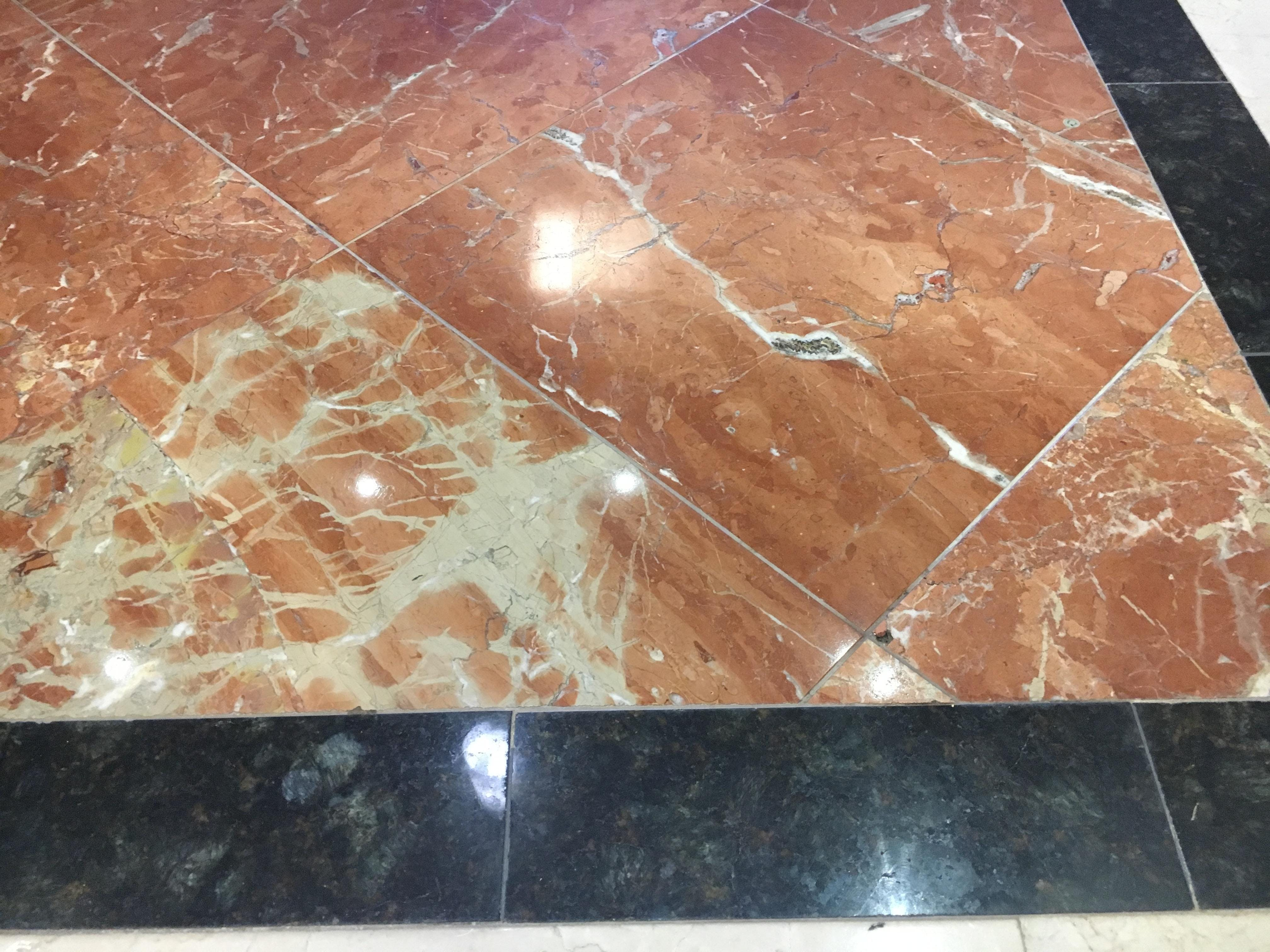 How To Clean Polish Restore Stone Flooring Surfaces Hands On