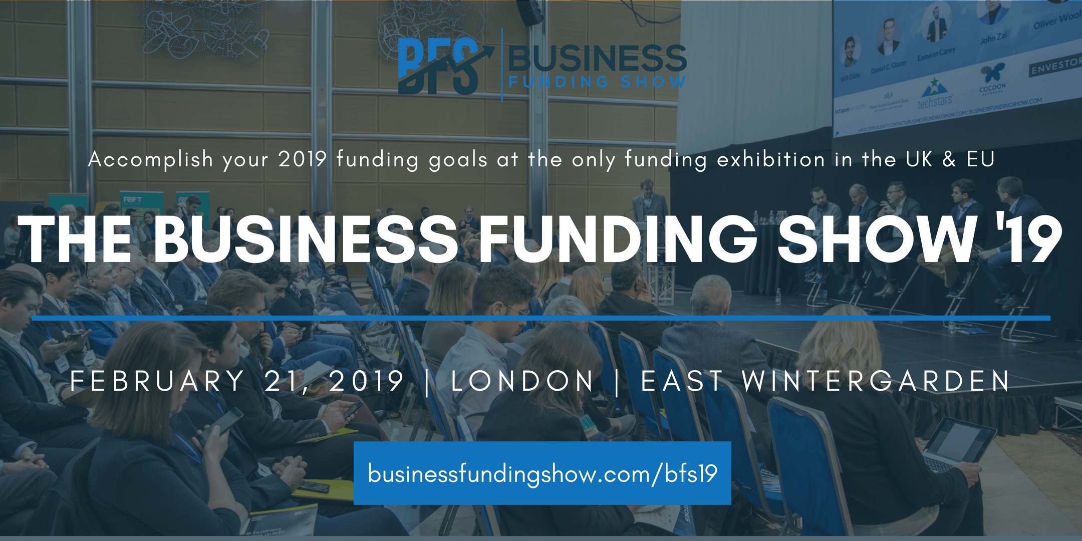 The Business Funding Show 2019