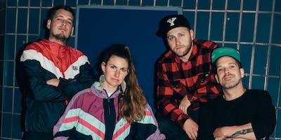 Neonschwarz: 40° Fieber Tour 2018 / 2019