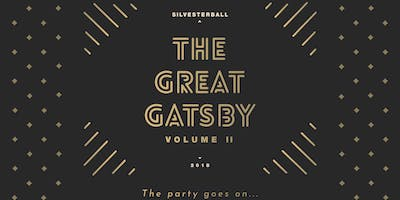 Silvester 2018 - The Great Gatsby Vol. II - The party goes on...