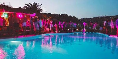 CFM / Notte Rosa in Piscina 2 - Pool Party Harbour Club Milano