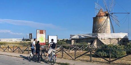 BIKE TOUR - Riserva delle Saline di Trapani : Alla Scoperta dell''Oro Bianco biglietti