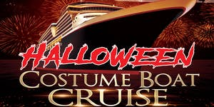 Halloween Costume Boat Cruise Part 1 - DANCE PARTY...