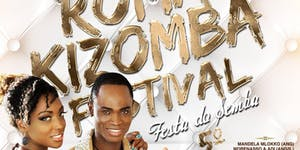 Roma Kizomba Festival - Festa do Semba, 11-15 Oct....
