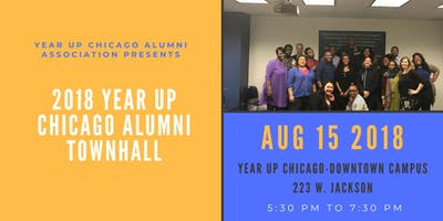 2018 Year Up Chicago Alumni Townhall
