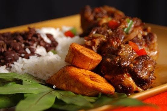 Soul de Cuba Cafe: Summer Oxtail Dinner
