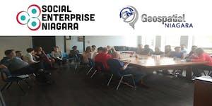 Social Enterprise Niagara Meetups: July 2018 edition...