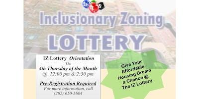 IZ Orientation - 2:30 PM