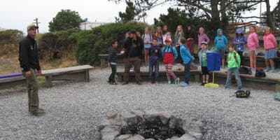 Headlands Nightlife: Family Night Hike and Campfire