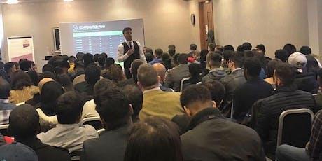 London Forex & Crypto Trading - Free Seminar tickets