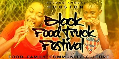 2nd Annual Houston Black Food Truck Fest
