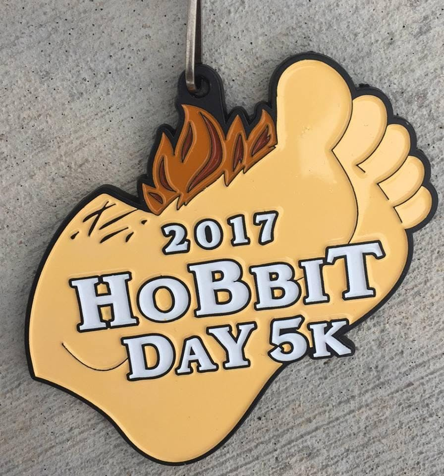 Now Only $9.00! The Hobbit Day 5K- Minneapolis