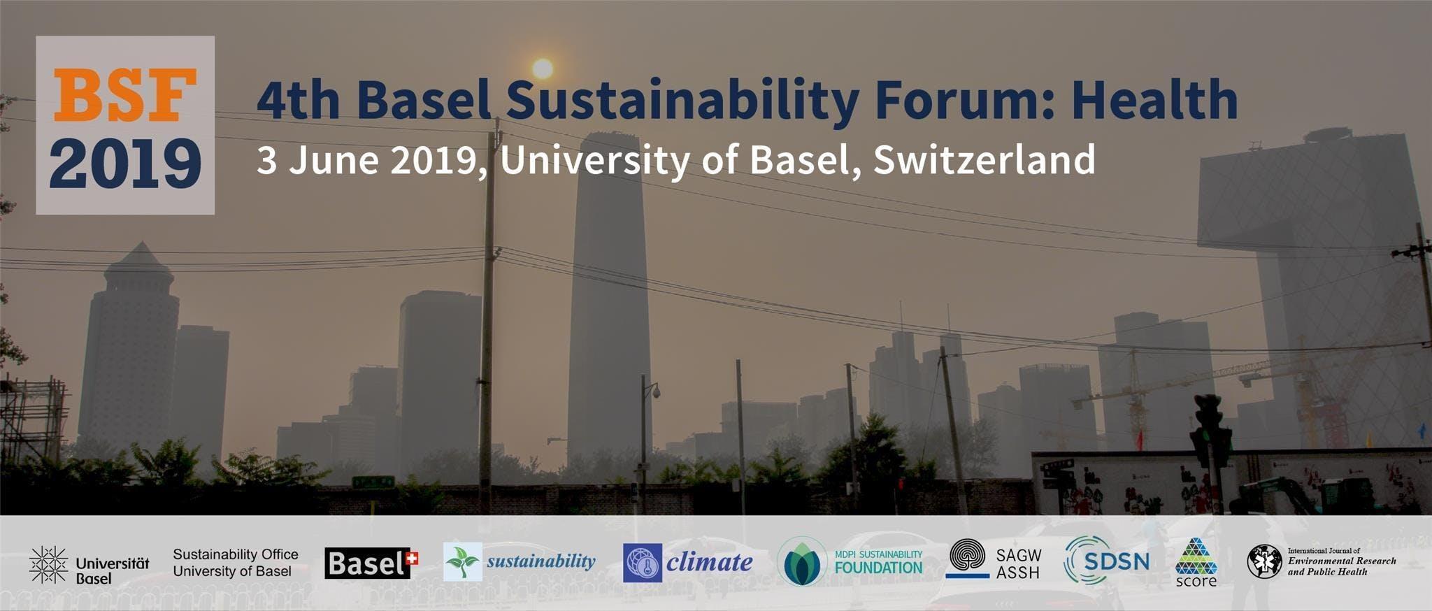 Fourth Basel Sustainability Forum