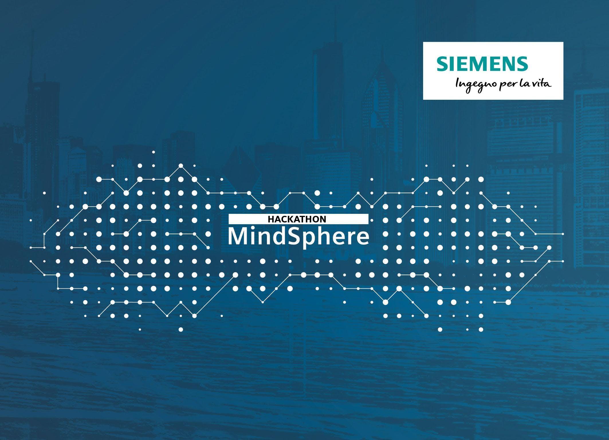 MindSphere Hackathon
