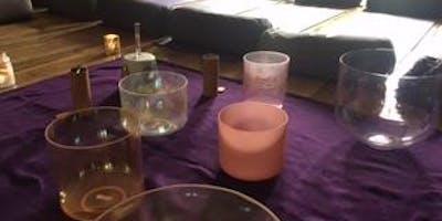 Alchemy Crystal Sound Bath & Meditation - Gants Hi