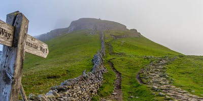 GH Challenge 2019  Yorkshire Three Peaks with #TeamIronOverload