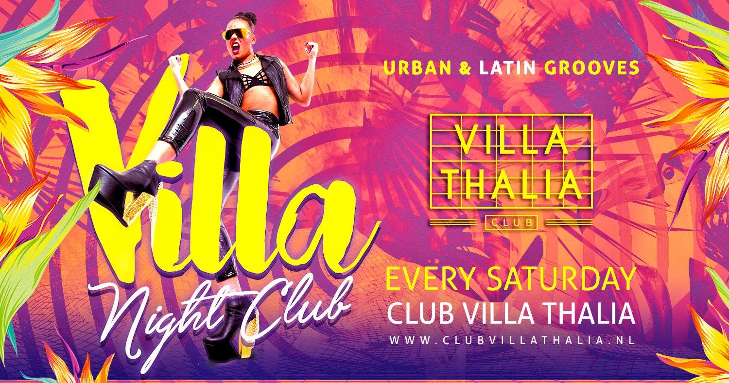 Villa Night Club 18-8