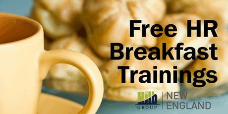 """HR Breakfast Training November 13th, """"Safe Holiday Parties are a MUST"""" tickets"""