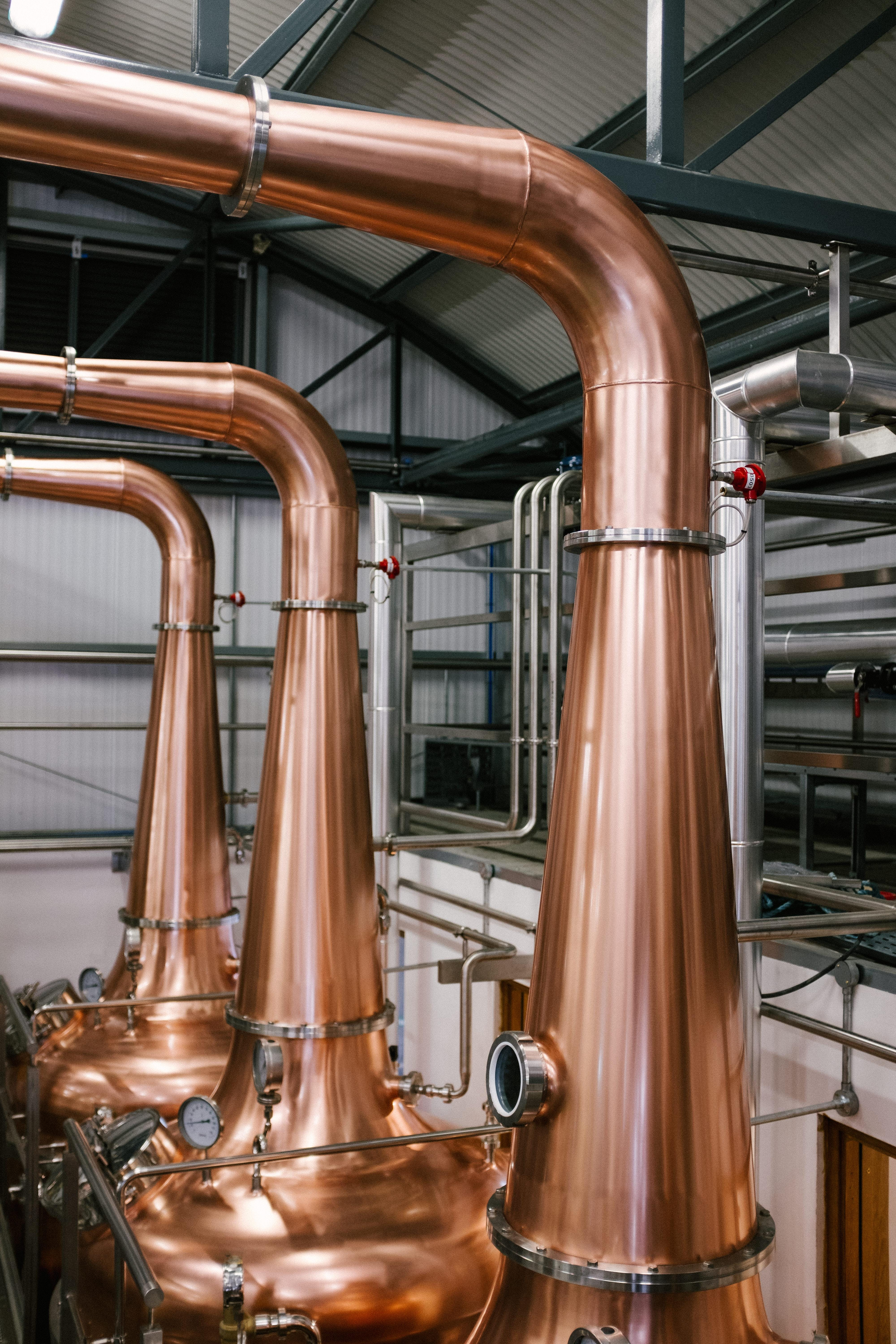 Ballykeefe Distillery Visitor Experience