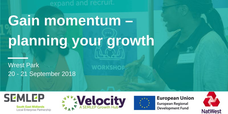 Gain Momentum – planning your growth - Wrest