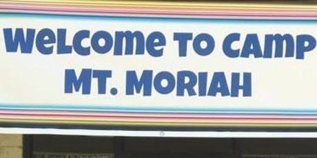 Mt. Moriah Camp 2019 tickets