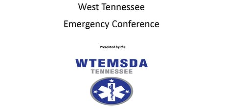 West Tennessee Emergency Conference 2019 tickets