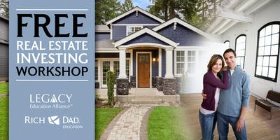 FREE Rich Dad Education Real Estate Workshop Coming to Glendale August 16th