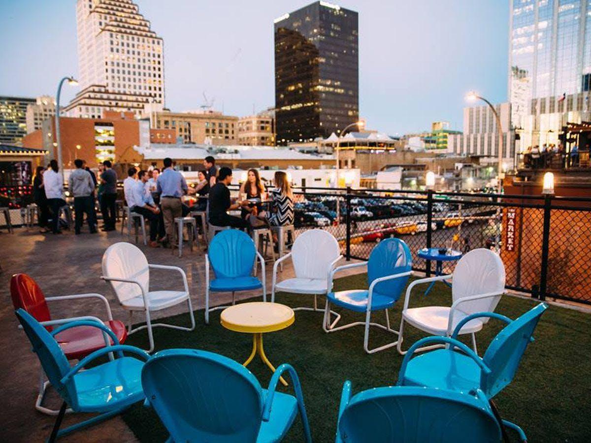 Austin Rooftop Networking Social at Hangar Lo