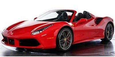 Ferrari Cappucinos Eurocar Oc Costa Mesa September Sunday 23 2