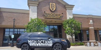 High Octane comes to Brooks Brewing