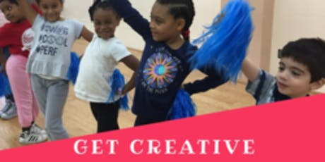 Creative Movement tickets