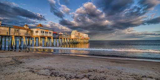 Hunt's Photo Walk: Sunset at Old Orchard Beach