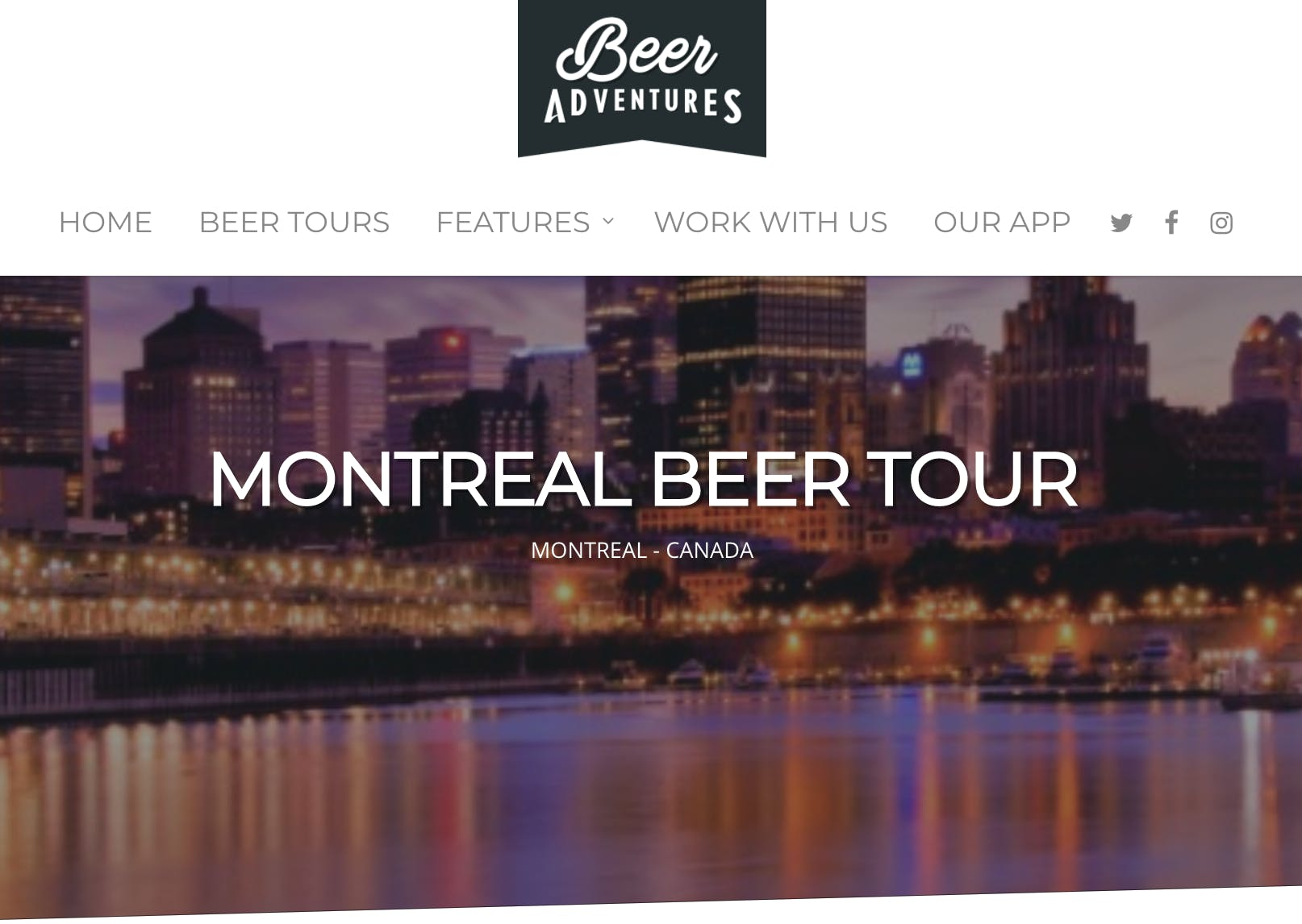 Totally Free Montreal Beer & Brewery Tours