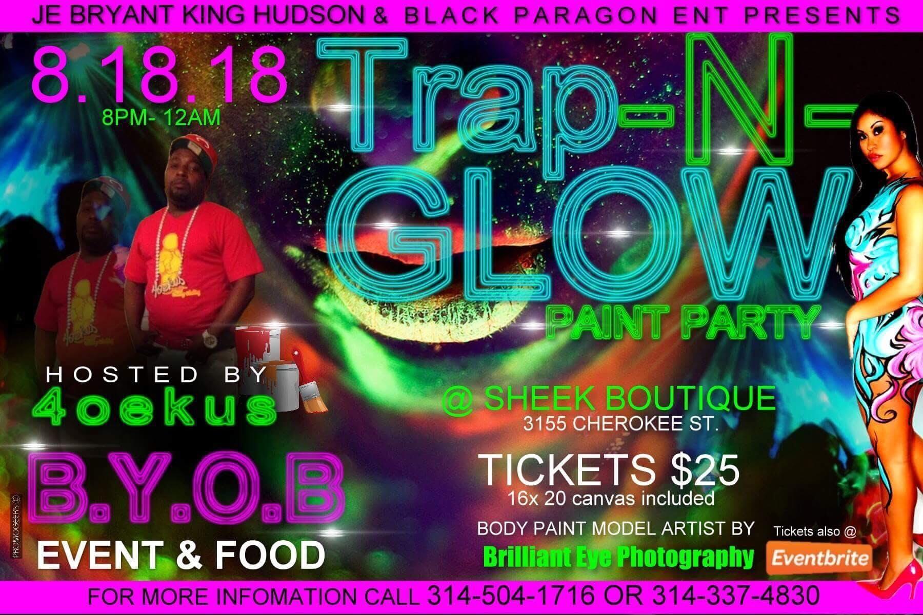 Trap N' Glow
