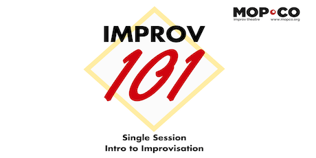 Improv 101: Intro to Improvisation tickets