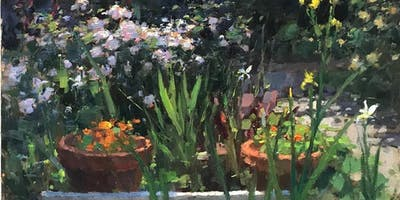 Jim McVicker-Creating Colorful Plein Air Paintings