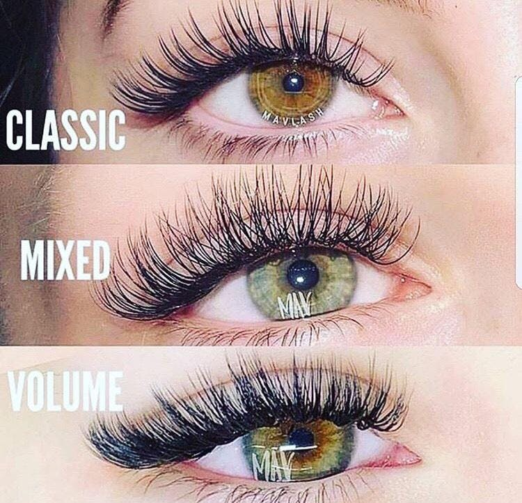 Summer Beauty Bundle Full Set Of Lash Extensions 1 Free Spa