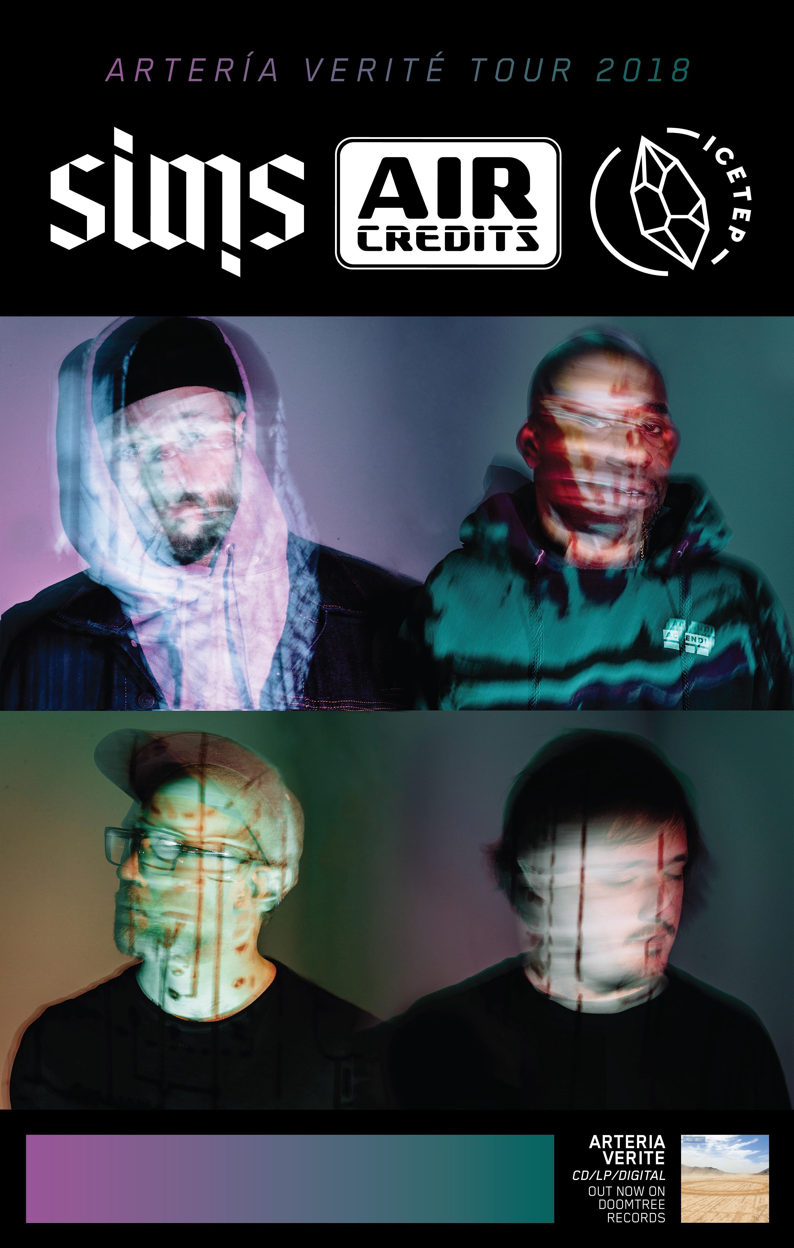 Air Credits / Sims / Serengeti