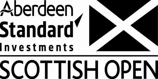 Aberdeen Standard Investments Scottish Open Hospitality 2019