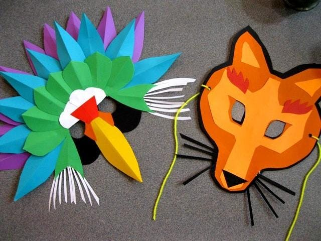 Community Learning - Mischief Makers - Mask M