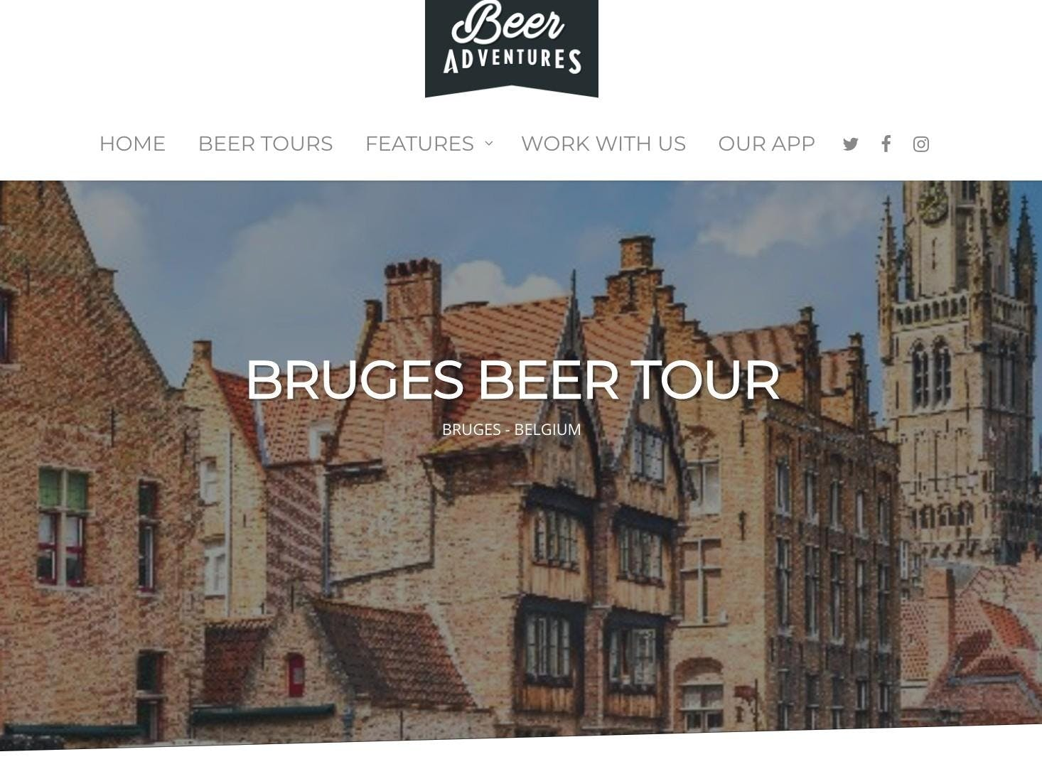 Totally Free Bruges Beer & Brewery Tours