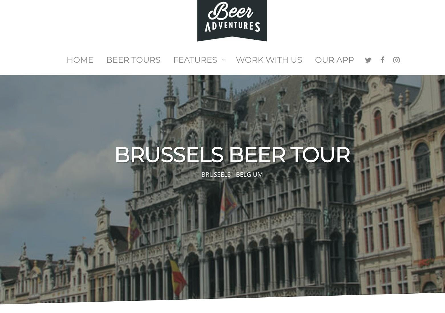 Totally Free Brussels Beer & Brewery Tours