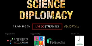 SciDFTalks: Science Diplomacy
