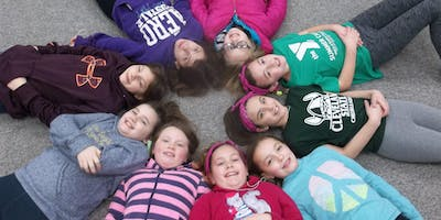 Weekend for Cadette Girl Scouts April 12-14