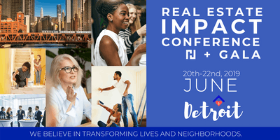 Real Estate Impact Investing Conference + Gala