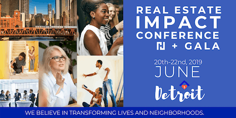 Real Estate Impact Investing Conference tickets