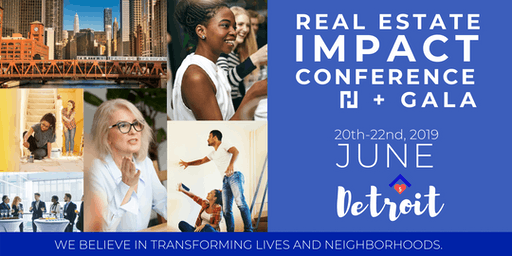 Real Estate Impact Investing Conference
