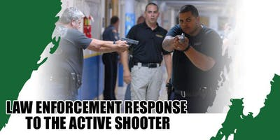 5 Day Law Enforcement Response to an Active Shooter Instructor Course, Auburn, IN